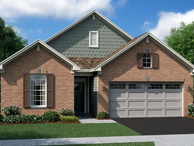3 Bed, 2 Bath New Home Plan In Crystal Lake, Il