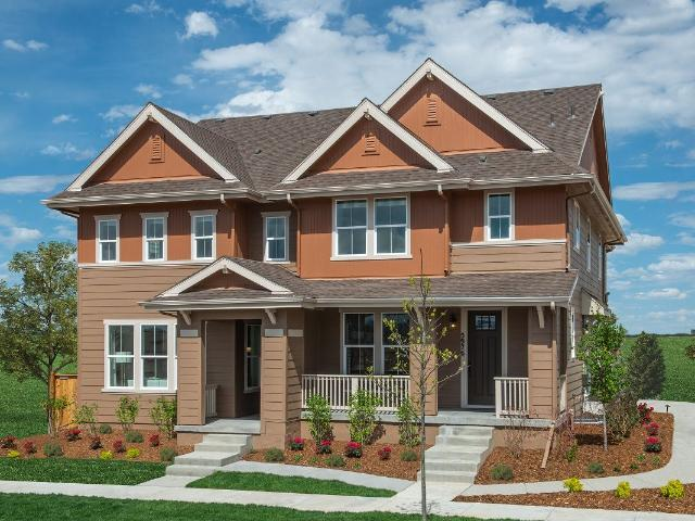 3 Bed, 2 Bath New Home Plan In Denver, Co