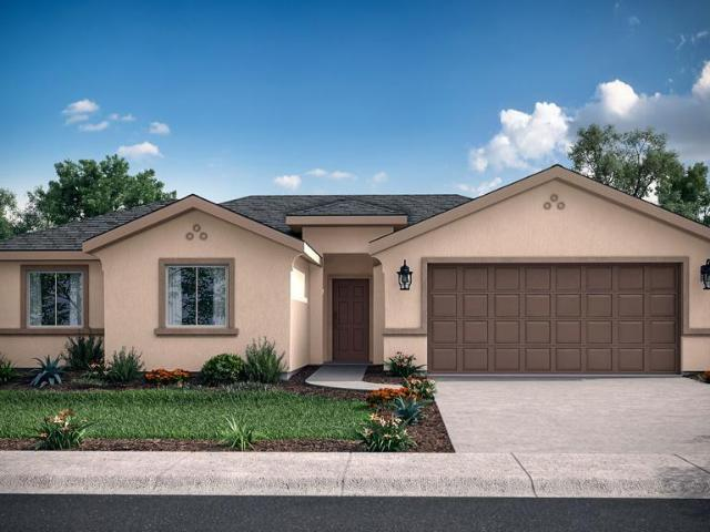 3 Bed, 2 Bath New Home Plan In Dinuba, Ca