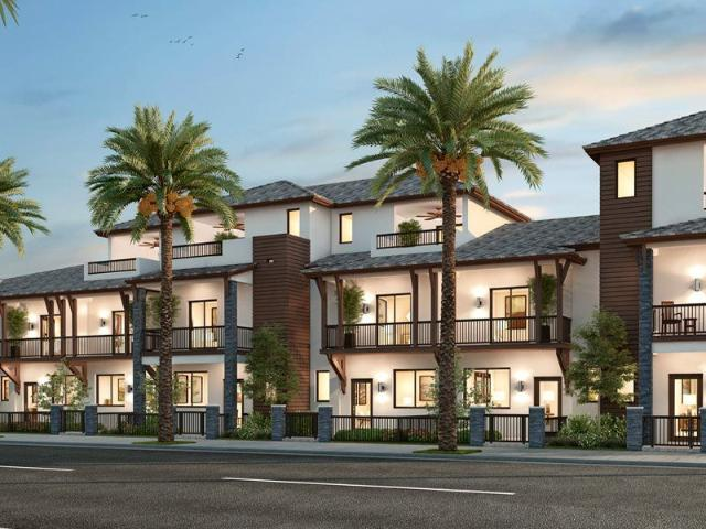3 Bed, 2 Bath New Home Plan In Doral, Fl