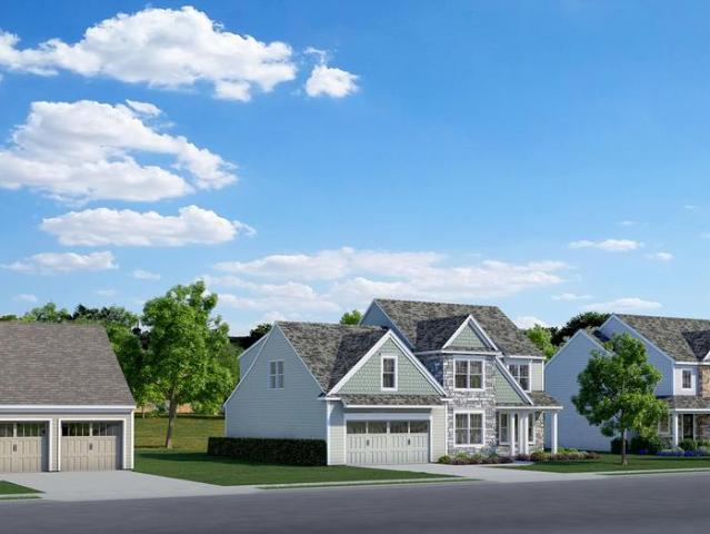 3 Bed, 2 Bath New Home Plan In Dover, Pa
