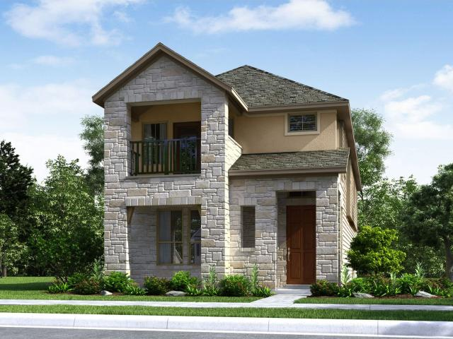 3 Bed, 2 Bath New Home Plan In Dripping Springs, Tx