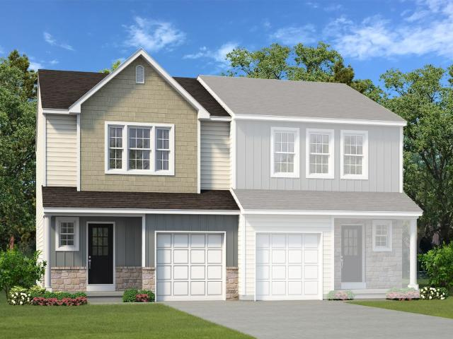 3 Bed, 2 Bath New Home Plan In Drums, Pa
