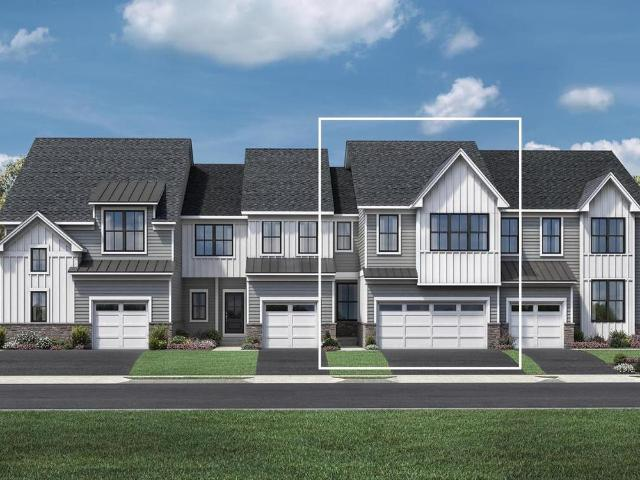 3 Bed, 2 Bath New Home Plan In Eagleville, Pa