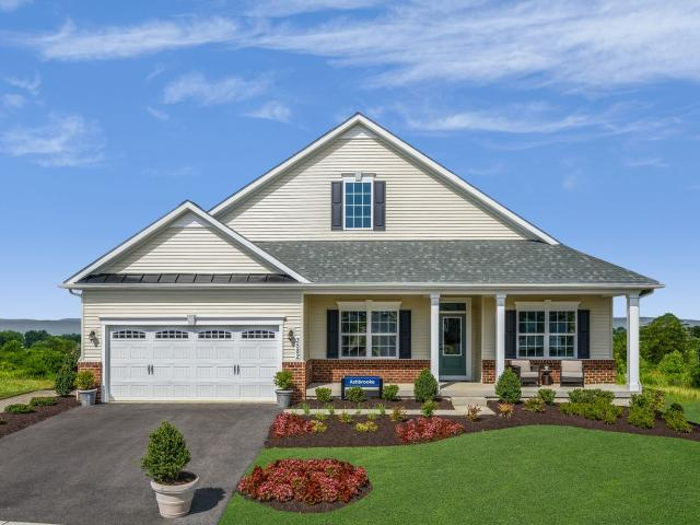 3 Bed, 2 Bath New Home Plan In Emmitsburg, Md