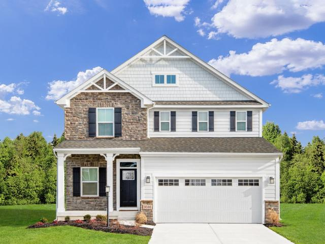 4 Bed, 2 Bath New Home Plan In Fairborn, Oh
