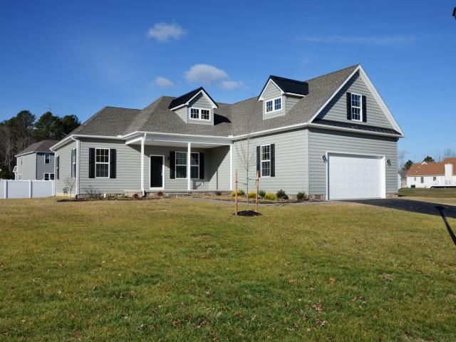 3 Bed, 2 Bath New Home Plan In Felton, De