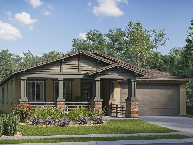 3 Bed, 2 Bath New Home Plan In Fillmore, Ca