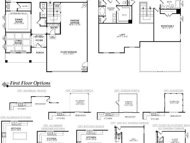 3 Bed, 2 Bath New Home Plan In Flowery Branch, Ga