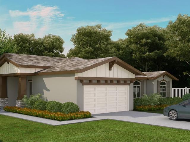 3 Bed, 2 Bath New Home Plan In Fontana, Ca