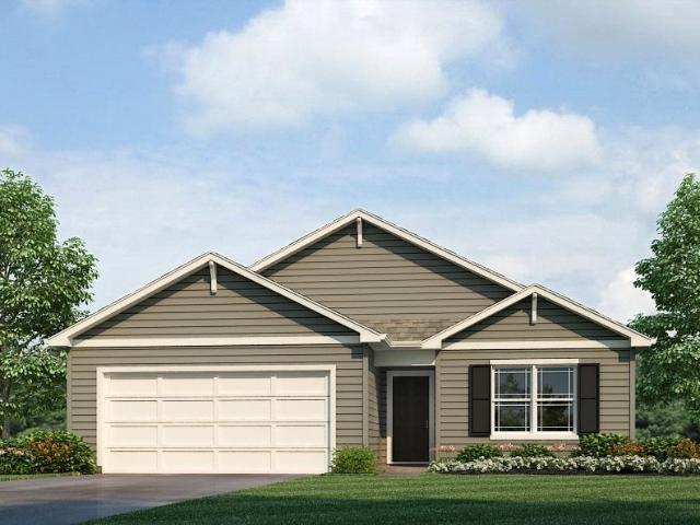 3 Bed, 2 Bath New Home Plan In Fort Wayne, In