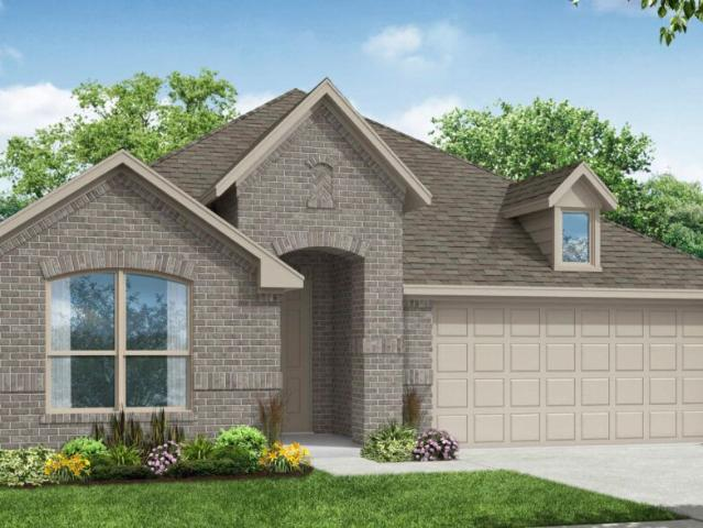 3 Bed, 2 Bath New Home Plan In Fort Worth, Tx