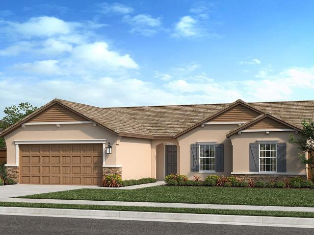 3 Bed, 2 Bath New Home Plan In Fowler, Ca
