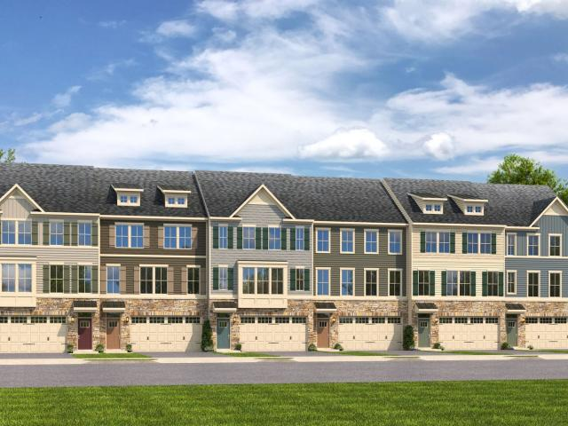 3 Bed, 2 Bath New Home Plan In Frederick, Md