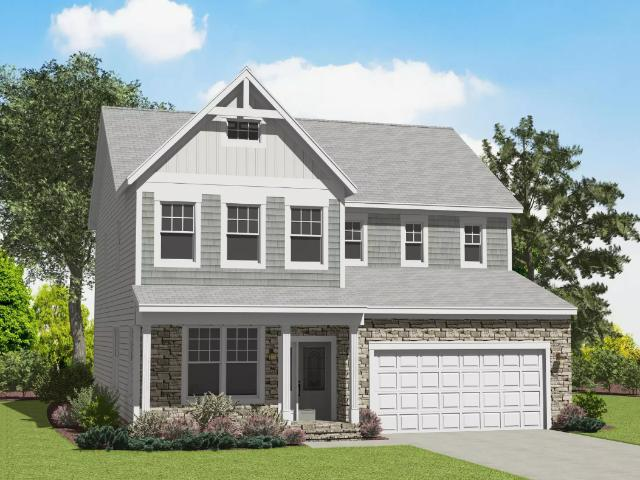 3 Bed, 2 Bath New Home Plan In Fuquay Varina, Nc