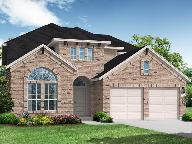 3 Bed, 2 Bath New Home Plan In Georgetown, Tx