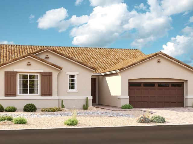 3 Bed, 2 Bath New Home Plan In Glendale, Az