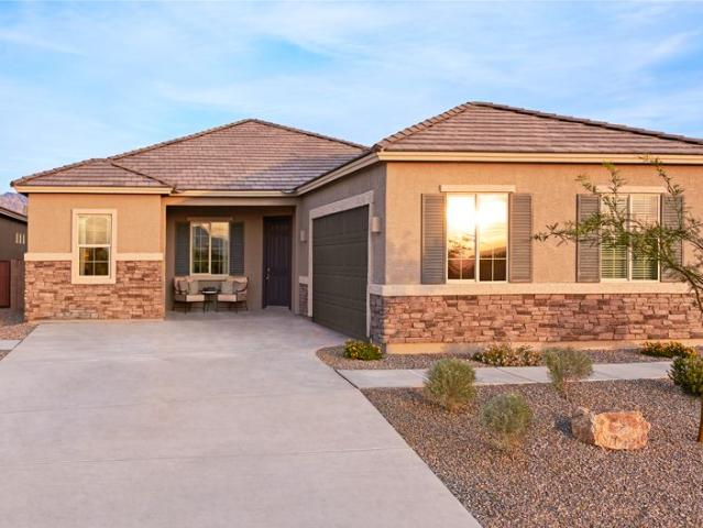 3 Bed, 2 Bath New Home Plan In Goodyear, Az