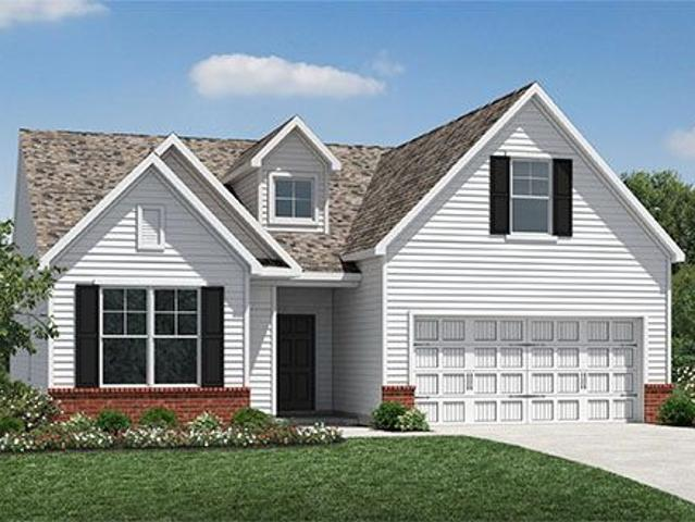 3 Bed, 2 Bath New Home Plan In Granville, Oh