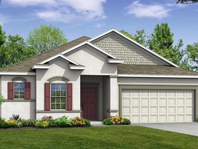3 Bed, 2 Bath New Home Plan In Green Cove Springs, Fl