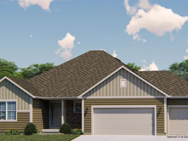 3 Bed, 2 Bath New Home Plan In Hartford, Wi