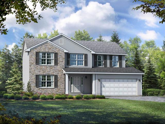 3 Bed, 2 Bath New Home Plan In Hebron, Oh