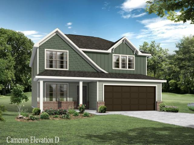 3 Bed, 2 Bath New Home Plan In High Point, Nc