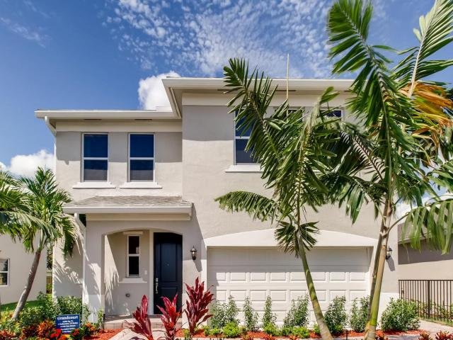 3 Bed, 2 Bath New Home Plan In Homestead, Fl
