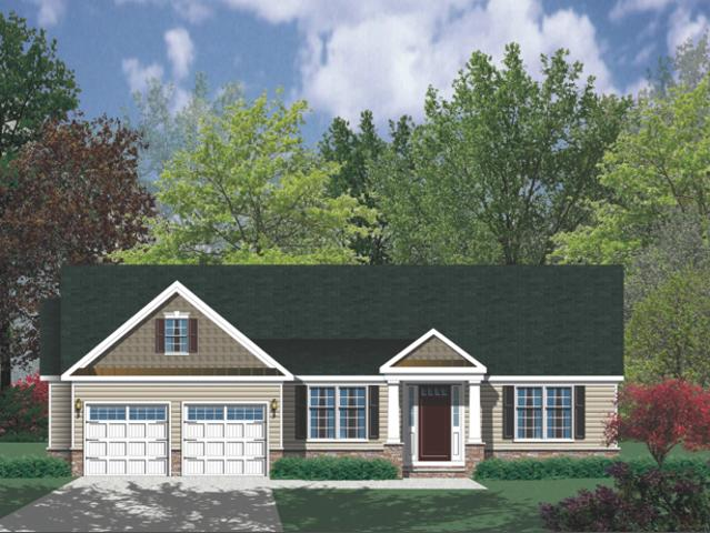 3 Bed, 2 Bath New Home Plan In Irwin, Pa