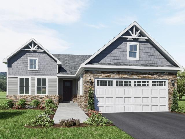 3 Bed, 2 Bath New Home Plan In King George, Va