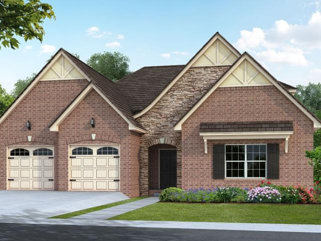 4 Bed, 3 Bath New Home Plan In Knoxville, Tn