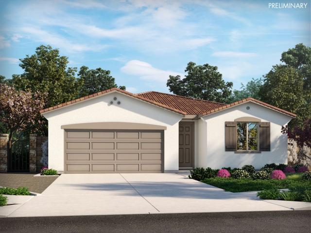 3 Bed, 2 Bath New Home Plan In Lake Elsinore, Ca