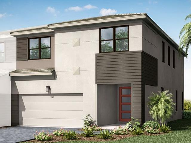 3 Bed, 2 Bath New Home Plan In Lake Worth, Fl