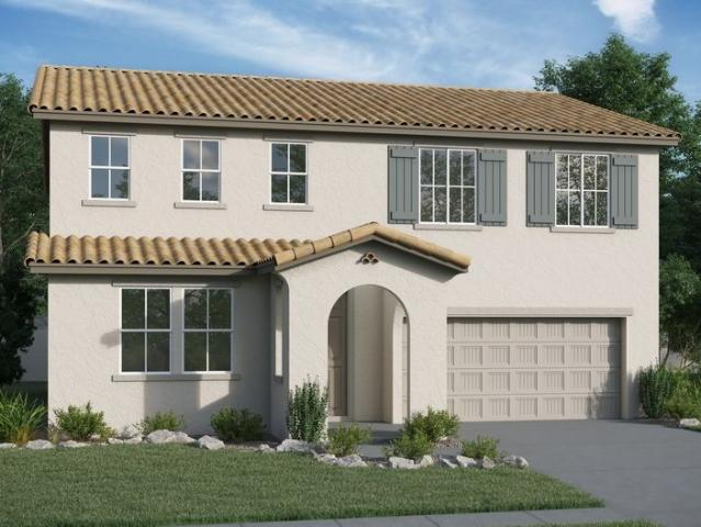 3 Bed, 2 Bath New Home Plan In Lancaster, Ca