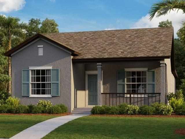 3 Bed, 2 Bath New Home Plan In Land O' Lakes, Fl