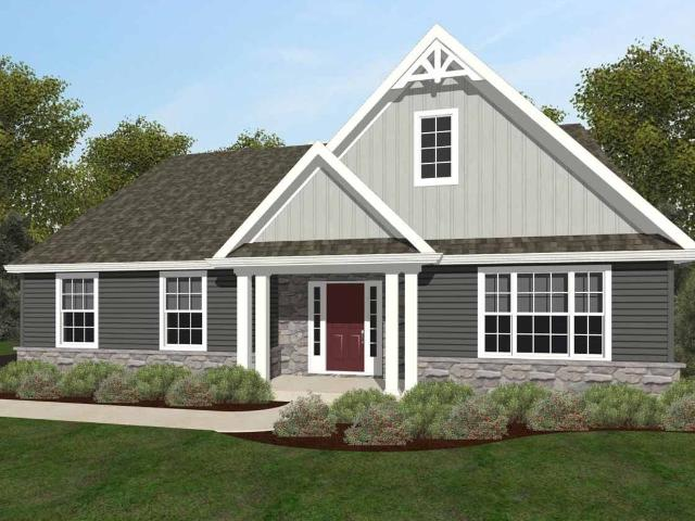 3 Bed, 2 Bath New Home Plan In Landisville, Pa