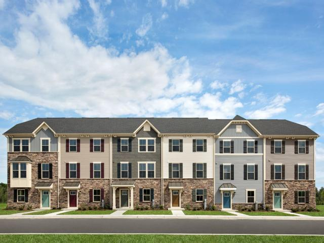 3 Bed, 2 Bath New Home Plan In Laurel, Md