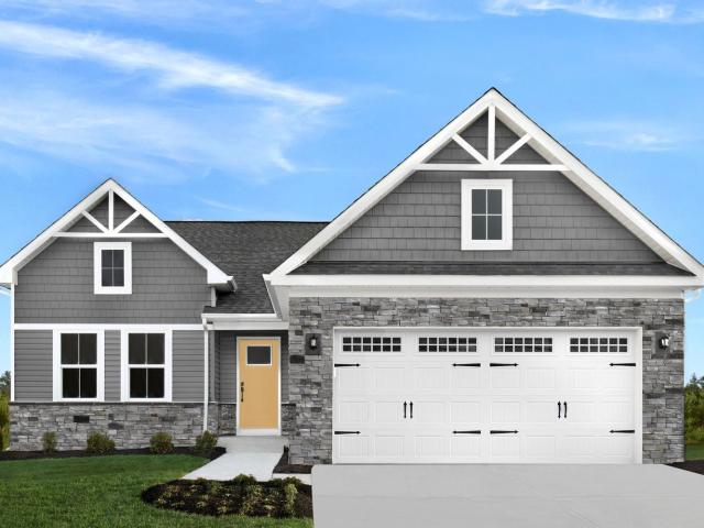 3 Bed, 2 Bath New Home Plan In Lebanon, In
