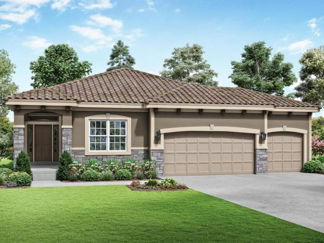 3 Bed, 2 Bath New Home Plan In Lees Summit, Mo