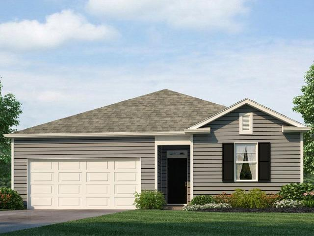 3 Bed, 2 Bath New Home Plan In Leland, Nc