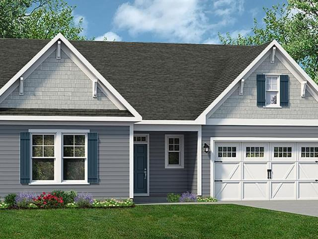 3 Bed, 2 Bath New Home Plan In Little River, Sc