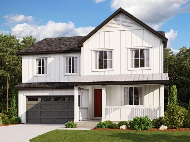 3 Bed, 2 Bath New Home Plan In Littleton, Co