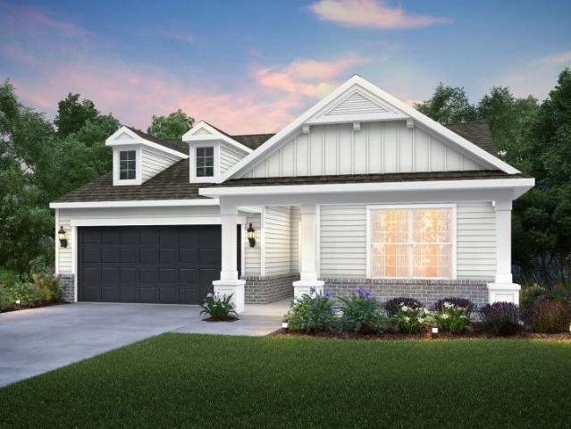 3 Bed, 2 Bath New Home Plan In Louisville, Ky