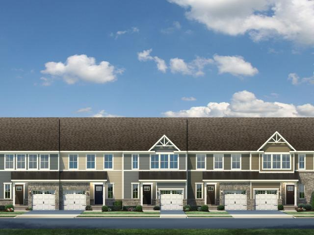 3 Bed, 2 Bath New Home Plan In Malvern, Pa