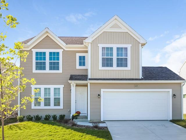 3 Bed, 2 Bath New Home Plan In Manchester, Mi