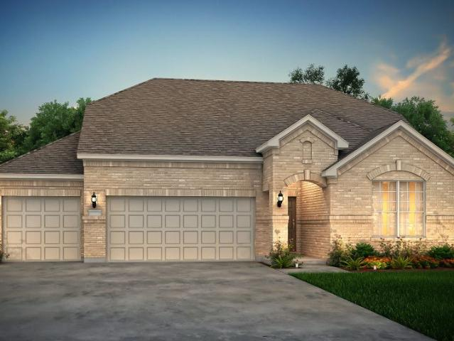 3 Bed, 2 Bath New Home Plan In Marble Falls, Tx