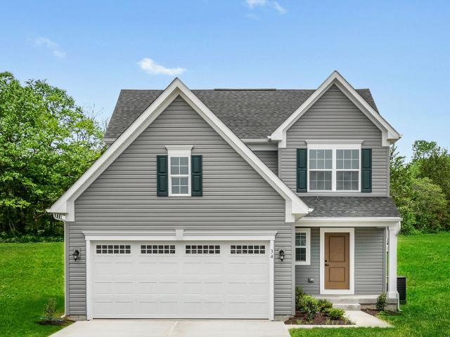 3 Bed, 2 Bath New Home Plan In Mentor, Oh