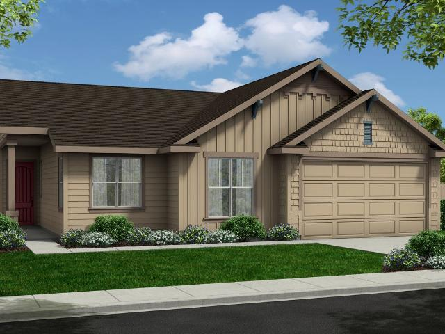 3 Bed, 2 Bath New Home Plan In Middleton, Id