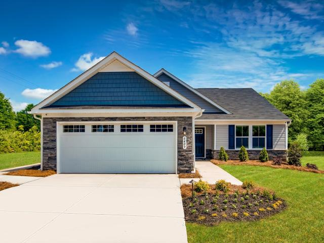 3 Bed, 2 Bath New Home Plan In Middletown, Oh