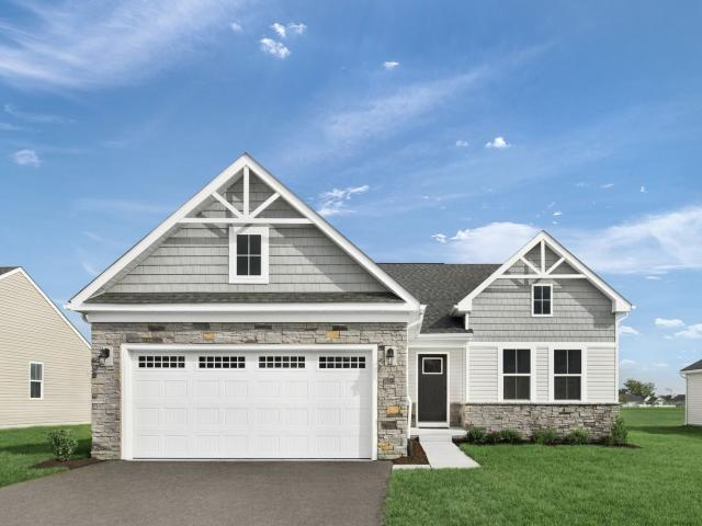 3 Bed, 2 Bath New Home Plan In Millville, Nj